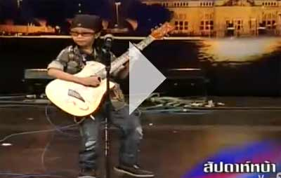 ตัวอย่าง Thailand's Got Talent ไทยแลนด์ก๊อตทาเล๊นท์ อาทิตย์ 13 มีนาคม 2554