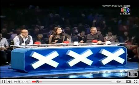 Thailand's Got Talent ไทยแลนด์ก๊อตทาเล้นท์
