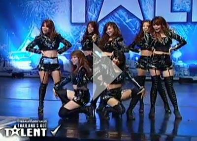 Def-G Cover dance ไทยแลนด์ก็อตทาเลนต์ 2012